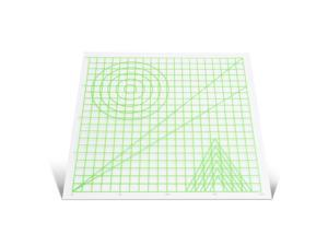 3D Printing Pen Mat Drawing Board with Multi-shaped Basic Template Art Supplies Tool 3D Pen Accessories Gift for Kids Adults