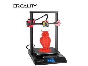 CREALITY CR-10S Pro Upgraded Auto Leveling 3D Printer DIY Self-assembly Kit 300*300*400mm Large Print Size Full Color LCD Touchscreen Supports Resume Printing Filament Detection