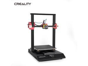CREALITY CR-10S Pro V2 Upgraded High Precision 3D Printer DIY Kit Large Printing Size 300*300*400mm with Full Color Digital Touchscreen with TF Card PLA Sample Filament 200g Support Auto Leveling
