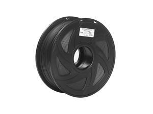 3D Printer Filament Carbon Fiber + PLA 1.75mm 1kg Spool Dimensional Accuracy  +/- 0.02mm