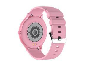QW13 Smart Watch 1.28 inch TFT Screen IP67 Waterproof Bracelet Sport Wristband Heart Rate Sleep Monitor Blood Pressure Men Women Fitness Tracker