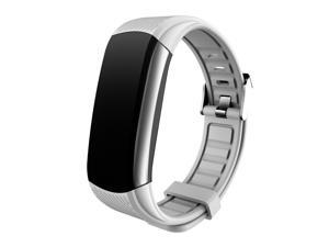 C6T Body Temperature Bracelet Watch Smart Sports Bracelet IP67 Information Push Sleep Exercise Step Waterproof Sports Smart Bracelet Blood Pressure Monitoring