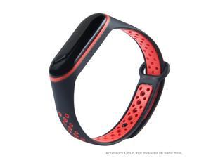 For Xiaomi Mi Band 4 Strap Bracelet Sports Wrist Strap Colorful Wristband Replacement for Mi Band 4 Smart Accessories