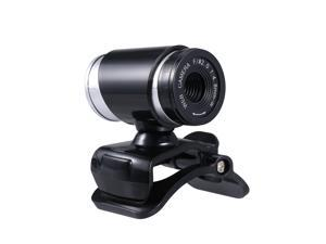 12MP USB 2.0 High-definition Web Camera with Microphone Clip-on Base 60FPS Drive-free for  Laptop Computer Video Call