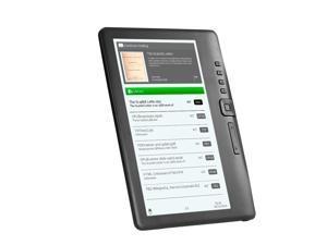 BK7019 Portable e-Book Reader 16GB 7inch Multifunction E-Reader Backlight Color LCD Display Screen