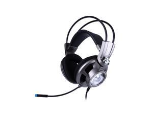 Somic G955 Gaming Headset USB Plug 7.1 Virtual Surround Sound Headphones with Microphone Noise Cancelling Stereo HiFi
