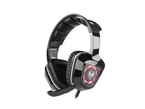 Original Somic G910i USB Gaming Headset Deep Bass 7.1 Stereo Surround Gaming Headphone with LED Mic and Volume Control for PC Gamer
