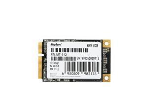 KingSpec MSATA MINI PCI-E 512G MLC Digital Flash SSD Solid State Drive Storage Devices for Computer PC Desktop Laptop