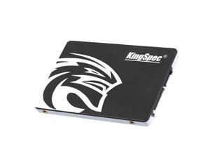 KingSpec P4-120 2.5 inch SATA3.0 Solid State Drive 120GB 4-channel High Speed Reading Writing SSD for Laptop Desktop Computer