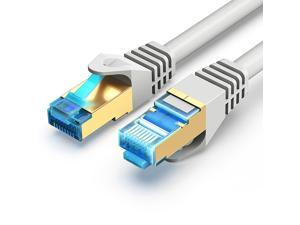 Vention Cat.7 10Gbps Network Cable RJ45 Dual Shielded SSTP Patch Cable Wire 10m