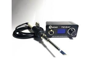 T12-942 Mini Oled Digital Soldering Station T12-907 Handle With T12-K Iron Tips Welding Tool