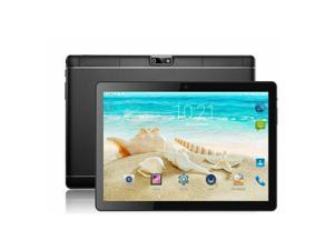 Y13 10.1inch Quad-core Tablet Android 4.4 Business Tablet with IPS Touch Screen 1280*800 Resolution 1GB+16GB Black US Plug