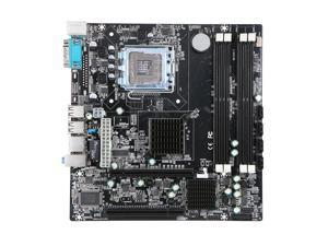 Jingsha Motherboard Mainboard Intel P45 Chipset SATA Port Socket LGA775 DDR2