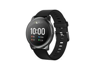 Global Version Haylou Smart Watch Solar LS05 12 Sports Modes Music Control  Sports Wristband 24H Heart Rate Monitoring Daily Waterproof Fitness Bracelet