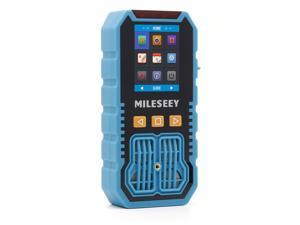 MILESEEY Portable 4-in-1 Gas Detector Multi-gas Detector Handheld Gas Monitor LEL/H2S/CO/O2 Leakage Tester High Sensitivity Gas Leak Detector Rechargeable Gas Meter Air Quality Tester Sound Light