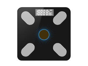 Intelligent Body Fat Scale BT Electronic Digital Weight Scale Body Composition Analyzer Monitor with Smartphone App
