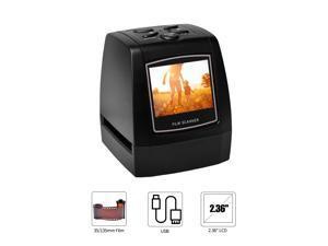 EC718 Mini Digital 35mm 135mm Negative Slide Film Scanner Converter Photo Digital Image Viewer with 2.36