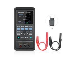 Hantek 1832C Handheld LCR Meter LCR High Precision Tester Inductance Capacitance Resistance Tester
