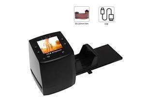 EC717 Mini Digital 35mm 135mm Negative Slide Film Scanner Converter Photo Digital Image Viewer with 2.36