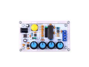 MAX038 Signal Generator DIY Kit 1Hz~20MHz Function Generator High-speed op-amp Generator Sine/Triangle/Rectangular/Sawtooth