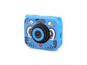 Kids Digital Video Camera Action Sports Camera 1080P 12MP Waterproof 30M Built-in Lithium Battery Christmas Gift New Year Present for Children Boys Girls