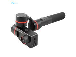 Feiyu Summon 3-Axis Brushless Stabilized Handheld Gimbal Integrated 4K 1080P 60FPS Panorama Action Camera all-in-one 16 Mega Pixels 2.0 Inch HD Display with LED Fill Light One Tap for 360° Panoramic