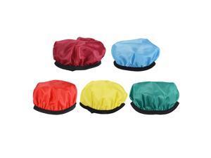"Photography Light Soft Diffuser Cloth Kit for 7"" 180mm Standard Studio Strobe Reflector 5 Colors/Set"