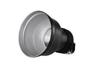 19.5cm Metal Zoom Reflector Lampshade for Profoto Photography Flash Light Speedlite