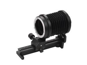 Macro Extension Bellows Compatible with Sony NEX E-Mount Lens Cameras DSLR SLR Cameras Focusing Attachments Accessory