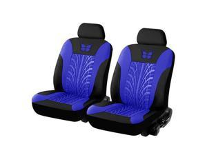 Arc Indentation Butterfly Universal Auto Seat Cover Cloth Anti-Dust Wear-Resistant Washable Anti-Fading Seat Cover Cloth