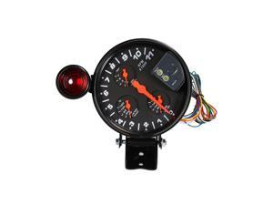 5inch Car Tachometer Oil Temperature Gague Oil Pressure Meter