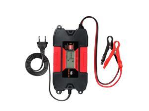 6A 12V Auo Car Smart RoHs Battery Charger With CE