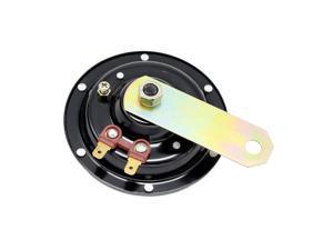 Mini 100mm Super Loud Electric Metal Horn Siren Speaker Waterproof 12V 110db Universal for Motorcycle  Electirc Bike