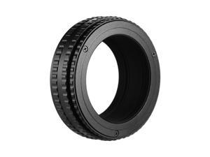 M42-M42(17-31) M42 to M42 Mount Lens Focusing Helicoid Adapter Ring 17mm-31mm Macro Extension Tube