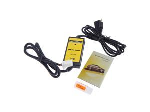 Auto Car USB Aux-in Adapter MP3 Player Radio Interface for Toyota Camry/Corolla/Matrix 2*6Pin