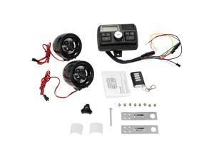 Motorcycle Audio System Speakers Handlebar Audio System FM Radio   Motorcycle FM Audio MP3 Speaker Audio System Accessories