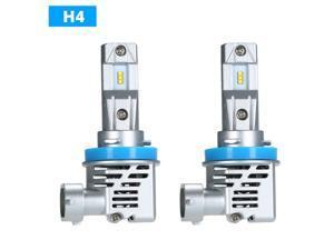 2Pcs Car LED Headlight Bulbs LED Driving Lamp All-in-one Conversion Kit H11 55W 3800LM 9V-32V