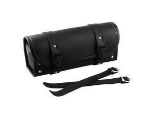Motorcycle Kit Bag Motorcycle Utility Bag Motorcycle Side Bag Universal Black Motorcycle Tool Bag Front Fork Handlebar Saddlebag