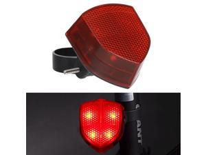 LED Bike Tail Light Bicycle Rear Lights Rear Safety Cycling Light for Bicycles, Camping, Backpacks, Hiking