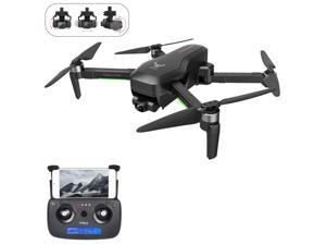 ZLL Beast SG906 PRO 2 GPS RC Drone with Camera 4K 3-axis Gimbal Brushless Motor 5G Wifi FPV Optical Flow Positioning Quadcopter Point of Interest Waypoint Flight 1200m Control Distance 28mins Flight