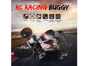 Wltoys A959 1:18 RC Car 2.4Ghz Off Road RC Trucks 4WD 45KM/H High Speed Vehicle Racing Buggy Car RTR