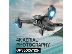 CSJ S167GPS Drone with Camera 4K Camera WIFI FPV Drone Way-point Flying Gesture Photos Video Auto Return Home RC Quadcopter