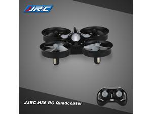 Original JJR/C H36 2.4G 4CH 6-Axis Gyro RC Quadcopter RTF UFO Anti-crush Drone with Headless Mode/One Key Return/3D Flip/Speed Switch