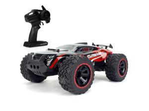 KY-2011A 1/14 Big Foot RC Crawler RC Off-road Car 2.4G 2WD RC Truck High Speed Lightweight RC Car Toys for Kids Adults RTR