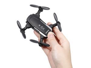 KK8 Mini Drone RC Quadcopter 1080P HD Camera 15mins Flight Time  360 Degree Flip 6-Axis Gyro Altitude Hold Headless Remote Control for Kids or Adults Training 3 Battery