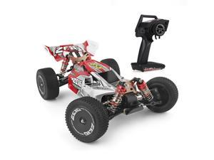Wltoys XKS 144001 RC Car 60km/h High Speed 1/14 2.4GHz RC Buggy 4WD Racing Off-Road Drift Car RTR