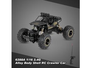 6288A 1/16 2.4G Alloy Body Shell Crawler RC Buggy Car