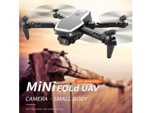 CSJ S171 PRO RC Drone with Camera 4K Mini Drone Foldable Quadcopter for Kids with Function Trajectory Flight Headless Mode 3D Flight Auto Hover One Key Takeoff Landing One Key Return