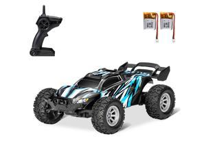 S658 RC Cars Mini Remote Control Car for Kids 2.4GHz 1:32 RC Car with LED Light 20KM/H High Speed Racing Car with 2 Battery