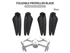 2Pairs SG906 Propeller Blade Foldable Propeller Props for SG906 CSJ-X7 RC Wifi FPV Drone